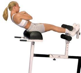 roman chair exercises    chandler sports