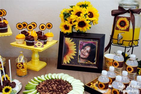 Sunflower Themed Bridal Shower Ideas by Sunflower Printables For Bridal Shower Baby Shower