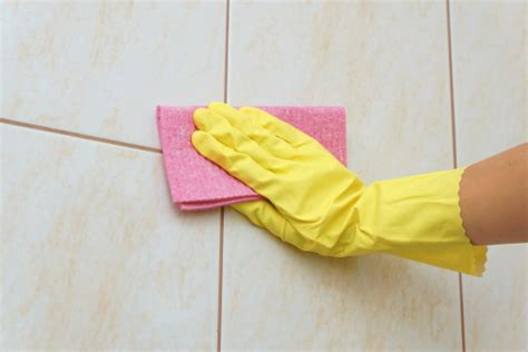 how do i clean grout in the bathroom best way to clean tile grout cleanipedia