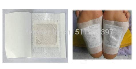 And Barrett Detox Pads by Toxin Removing Foot Patch Autosmaster