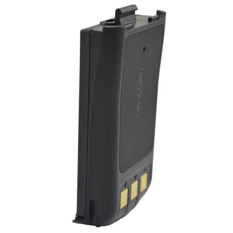 Taffware Baterai Walkie Talkie 1800mah Untuk Baofeng Bf R760 taffware baterai walkie talkie 1800mah untuk baofeng uv a52 black jakartanotebook