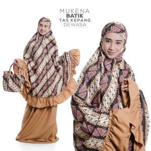 Mukena Ponco Dewasa Putri Malu jual mukena terbaru 2018 motif cantik mukena bali dan