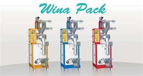 Mesin Packaging Otomatis mesin pengemas dan mesin packaging mesin sachet