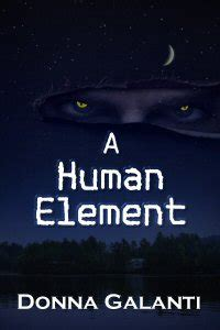 human element volume 1 books fiction guest author donna galanti how to