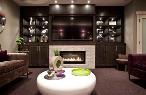 tv in front of fireplace 34 modern fireplace designs with glass for the