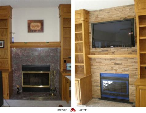 Cost To Add A Gas Fireplace by Update Your Living Room With A Fireplace Makeover