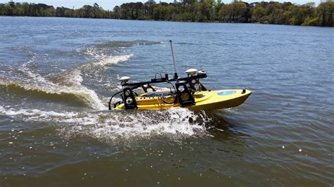 robot boat hunter company creates robot boats for the army photos