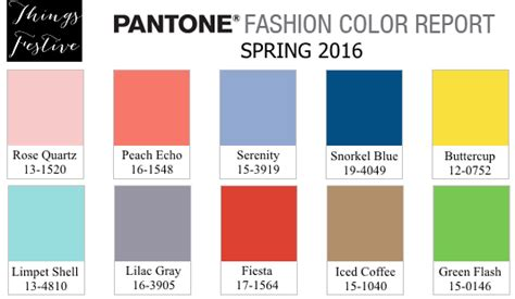 2016 colors of the year black dog design blog pantone spring 2016 color report wedding color
