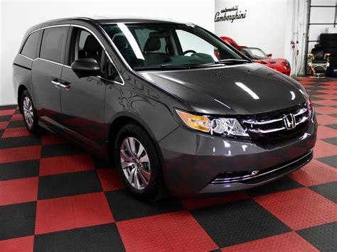 2015 Honda Odyssey by 2015 Honda Odyssey Exl