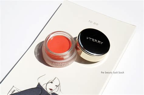 by terry baume de rose nutri couleur new shades in coral by terry baume de rose nutri couleur mandarina pulp 2