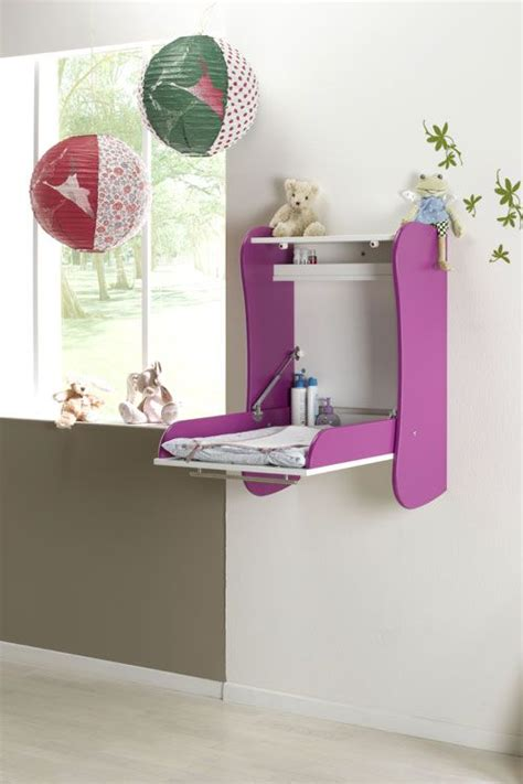 Baby Changing Station With Style by Wall Mounted Changing Station Cambiador De Pared