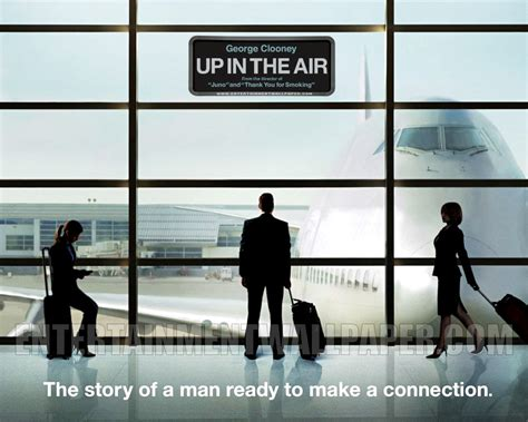 film up on the air review up in the air craig shaw