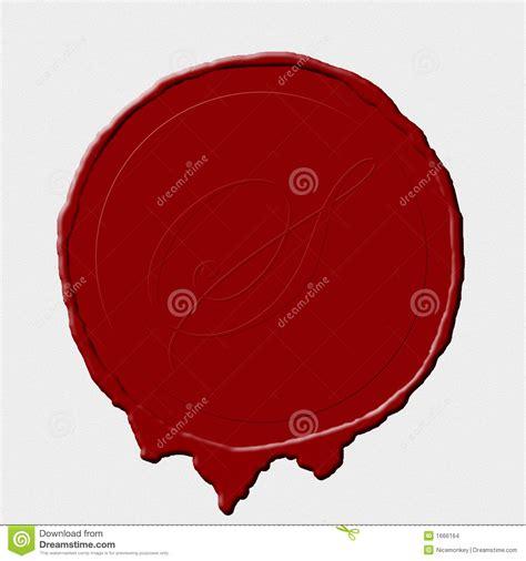 sealing paper seal paper stock images image 1666164