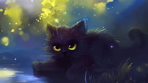 wallpaper of cat animated cat wallpaper cartoon eyes black hd cat wallpaper