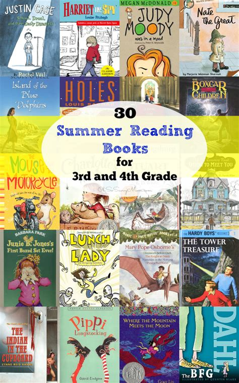 3rd grade picture books great summer reading books for 3rd and 4th graders