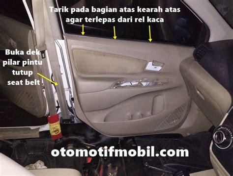 Cover Al New Avansa cara membuka pintu mobil tidak bisa dibuka dari dalam dan luar otomotif mobil