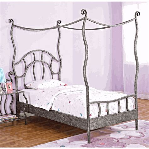 King Canopy Bed Frame King Canopy Bed Frame Villa Valencia California King Canopy Bed Traditional Beds By Carolina