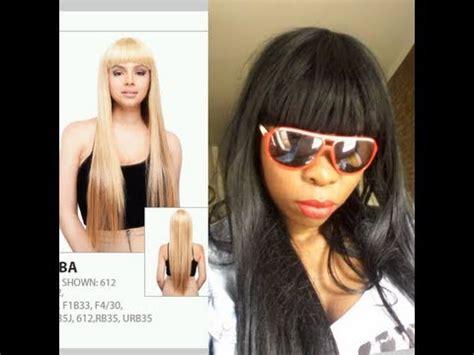 21 tress uba malaysian hair review 21 tress malaysian synthetic wig h uba 100