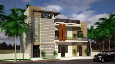 Free Online Home Elevation Design front elevation india front elevation design house map