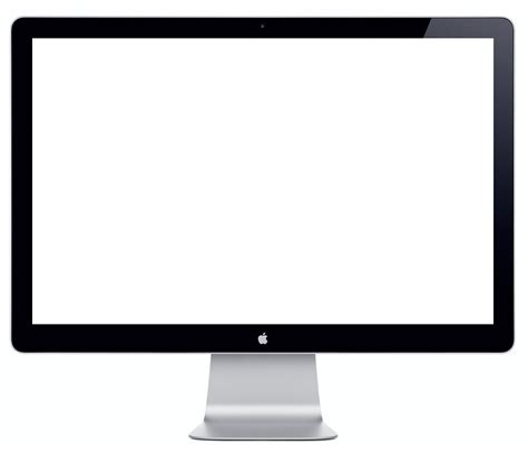 blank mac computer screen cfxq