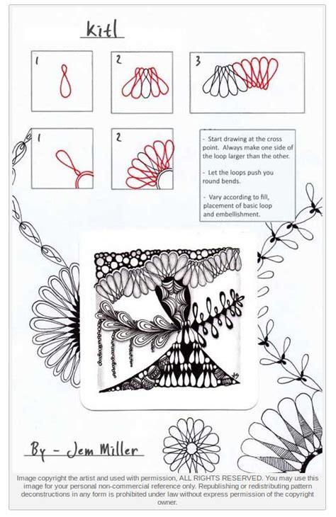 zentangle pattern avreal 1308 best zentangle patterns steps images on pinterest