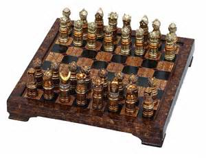 unique chess sets buy unique medieval chess set with game board 33 pcs 15