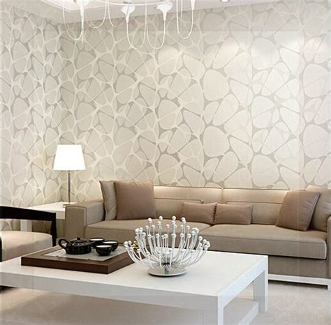 wallpaper dinding ruang tamu minimalis nirwana deco jogja
