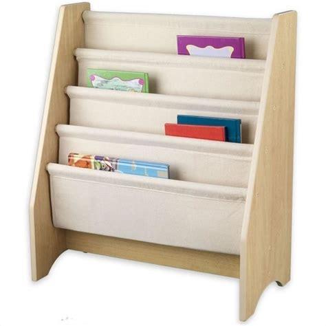 kidkraft sling bookshelf 14221