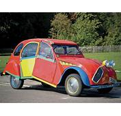 Citro&235n 2CV6 Picasso By Andy Saunders 1983