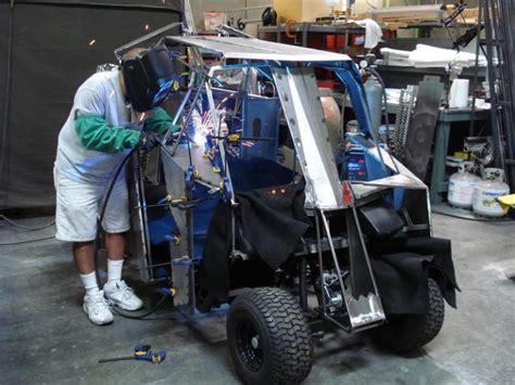 Mini Tumbler 1 mini tumbler el carrito de golf de batman