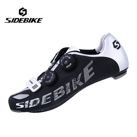 carbon road bike shoes buy sidebike professional bicycle cycling