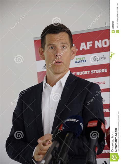 Jakob Hoyer | jakob hoyer head of communication at dbu editorial photo