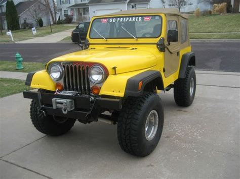 1974 Jeep Cj7 Buy Used 1974 Cj5 Jeep 4 Wheel Drive In Lincoln Nebraska
