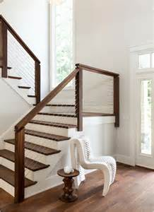 Stair Rails And Banisters by Stunning Stair Railings Centsational