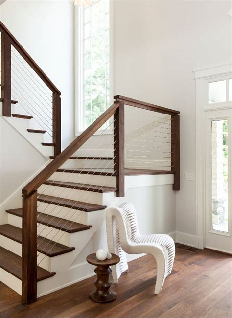 contemporary stair banisters stunning stair railings centsational style