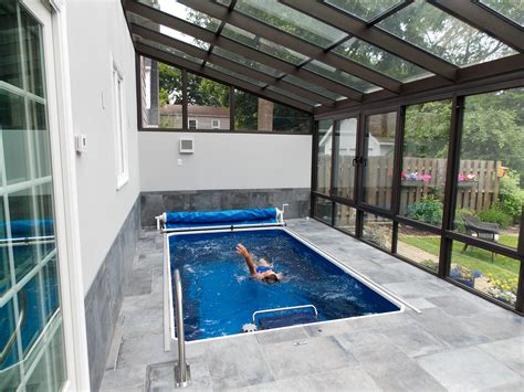 affordable home renovations theater indoor pool