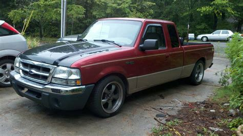 98 Ford Ranger by The Lowered 98 Made Its Way Back Home Ranger Forums