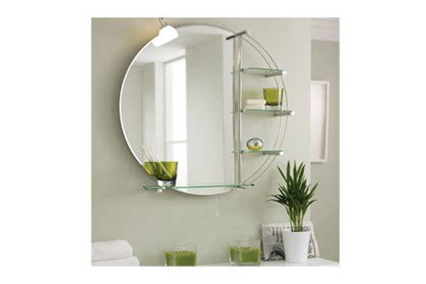Badezimmer Spiegelschrank Mit Beleuchtung Günstig by Spiegelschrank Rund Bestseller Shop F 252 R M 246 Bel Und