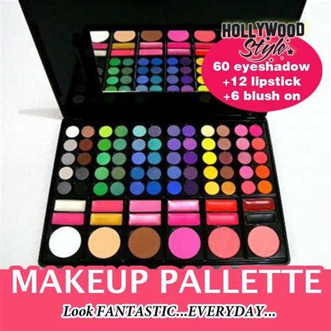 6 Lipstick Pallete 66 Warna mac pallete 78 warna mac palette 78 warna mac makeup