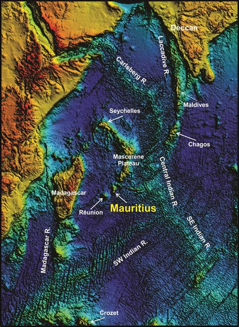 The Lost Continent the existence of a lost continent mauritius confirmed