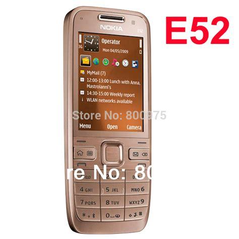 aliexpress buy original nokia e52 mobile phone