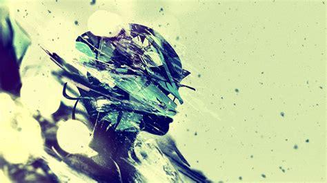 abstract digital art artwork faces wallpaper