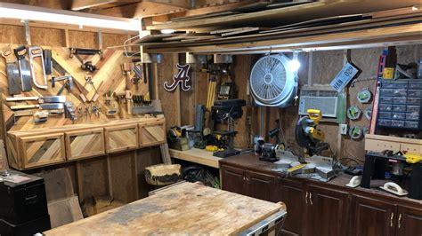 shop  small shopwoodworking shop dimensions