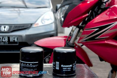 Filter Oli Z250 subtitusi filter oli new 250 pakai punya mobil aja lebih murah t rexton motorcycle