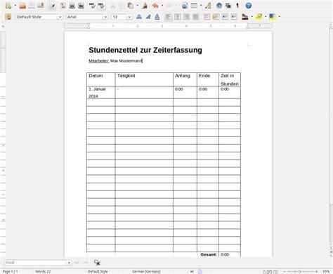 Zettel Drucken by Stundenzettel Zum Ausdrucken Kostenlos B 252 Rozubeh 246 R