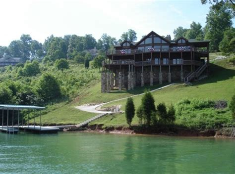 1 Level House Plans norris lake waterfront vacation home in vrbo