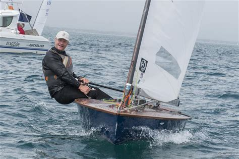 ok dinghy boat builders ok dinghy world chionships at quiberon day 4