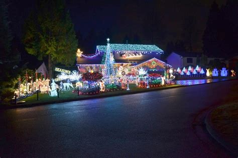 burnaby christmas light displays 2013