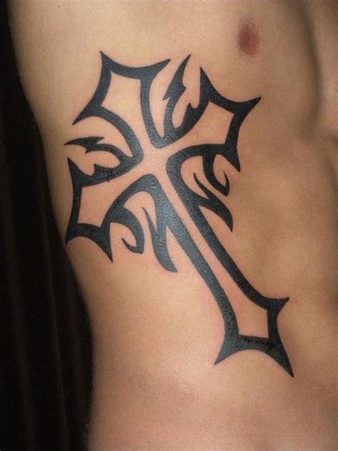 40 cross tattoos for men