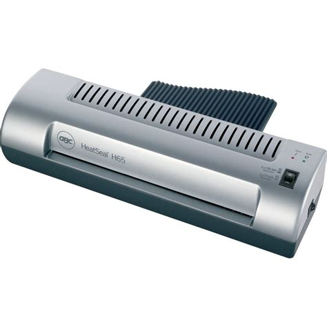 Mesin Laminating Secure Compact A4 gbc heatseal h65 a4 soho laminator